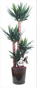 観葉植物 約110cm×約40cm(参考)