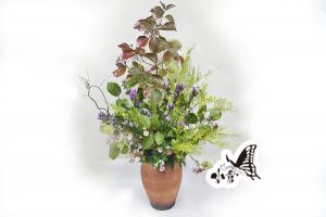 投入れ(季節の花、つぼ貸出し)約150cm×約70cm
